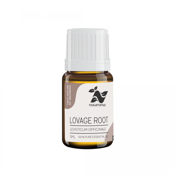 Lovage Root Essential Oil